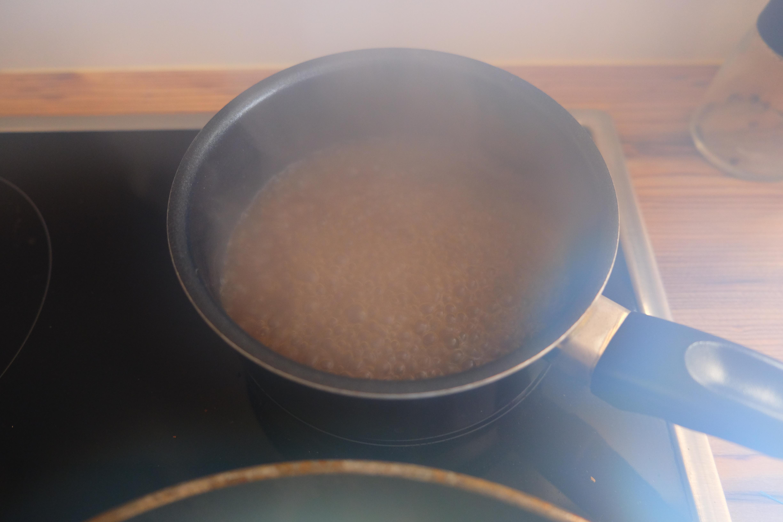 braune Grudsauce einkochen