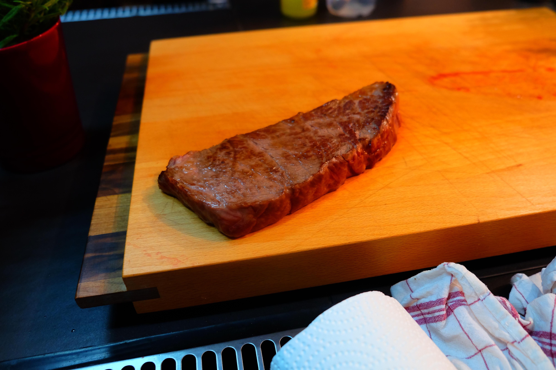 Ozaki Beef Teppanyaki Cut