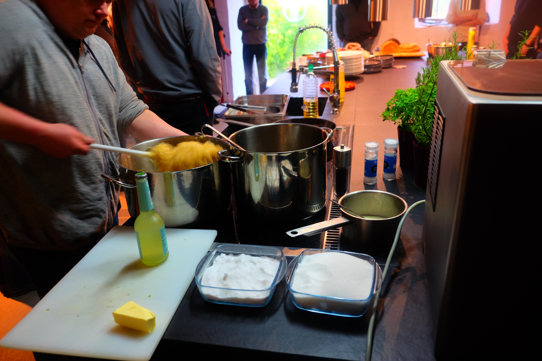 Männerfrühstück teil 2
